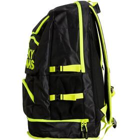 Funky Trunks Elite Squad - Sac à dos natation - jaune/noir